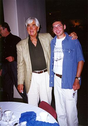 John Delorean Encounter In Cleveland 2000